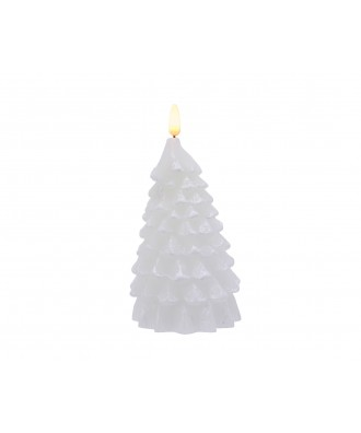 LED bougie SAPIN int/pile...
