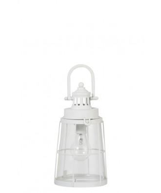 LAMPE LED MIA MET/VER BLANC...