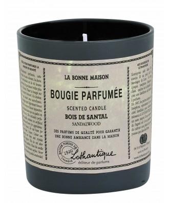 "BOUGIE PARFUMEE ""bois de..."