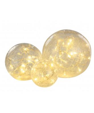 BOULE DECO LED boules verre...